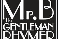 15 to 1 with Mr. B the Gentleman Rhymer